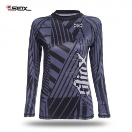 SLINX Unisex 1.5MM Anti-UV Shirt Pullover Wet Suit Elastic Swimwear Ja