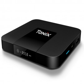 Tanix TX3 Mini TV Box S905W 2.4GHz WiFi Support 4K