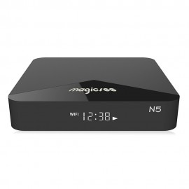 MAGICSEE N5 S905X 4K HD TV Box Max 2GB / 16GB Media Player for Android