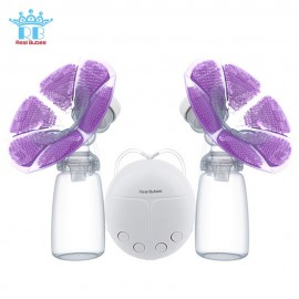 RealBubee RBX - 8023S - 2 Double Electric Intelligent Breast Pump with