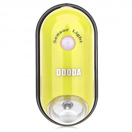 DOODA Elliptical Multifunction Night Light Energy Saving Human Body La