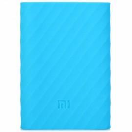 Original Protective Silicone Cover Case for Xiaomi 10000mAh Power Bank Blue