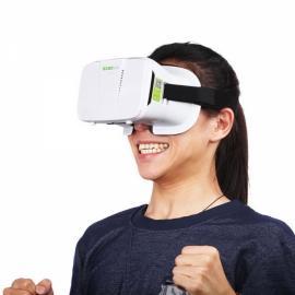 BOBOVR Z2 Virtual Reality VR Headmount Helmet 3D Glasses White