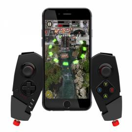 iPega PG-9055 Telescopic Wireless Bluetooth 3.0 Game Controller Gamepad for iOS Android Black