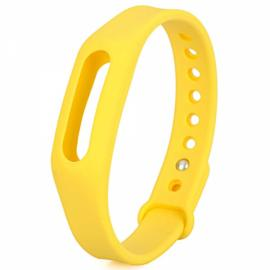 Xiaomi Smart Replacement Silicone Bracelet Wrist Band Yellow