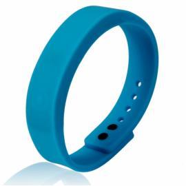 Cyband New Stylish Bluetooth Smart Healthy Silicone Bracelet Watch Blue