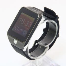 SV8 LCD Screen Fully Compatible Bluetooth V4.0 Smart Watch for Android / IOS Smartphone Gray