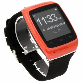 S12 New Stylish Wearable Anti-lost Touch Screen Bluetooth V4.0 Smart Watch Red