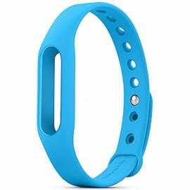 Xiaomi Smart Replacement Silicone Bracelet Wrist Band Blue