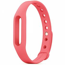 Xiaomi Smart Replacement Silicone Bracelet Wrist Band Pink