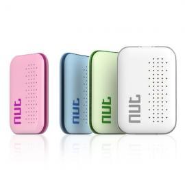 Nut Mini Multi-functional Intelligent Bidirectional Alarm Bluetooth V4.0 Smart Tracker Green