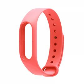 Smart Replacement Silicone Wrist Strap Wristband Bracelet for XIAOMI MI Band 2 Pink