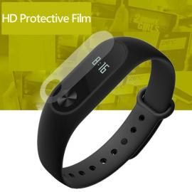 0.1mm Ultra Thin Scratch-resistant HD Protective Film for Xiaomi Mi Band 2 Transparent