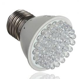 E27 1.9W 38-LED Grow Light Plant Lamp Hydroponic (AC 110V)