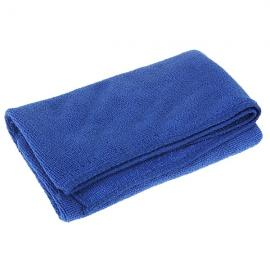 30 x 70cm Ultra-light Car Cleaning Microfiber Absorbent Towel Blue