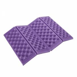 Foldable Outdoor Camping Picnic Mat Seat FoamCushion Portable Waterproof Chair Purple