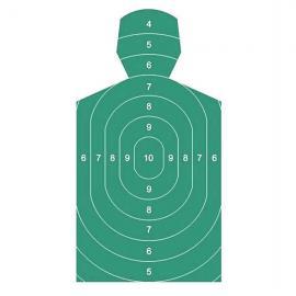 50 x 100cm Paper Target for Air Rifle Pistol Gun Shooting Practise Green