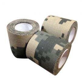 5cm*5m Adhesive Tape Cloth Tape Tool for Electrical Pipeline Camera Car Bicycle Decor Outdoor Decoration Forest Camouflage