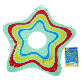 75CM 3-6 Yrs Inflatable swimming Ring Random Color