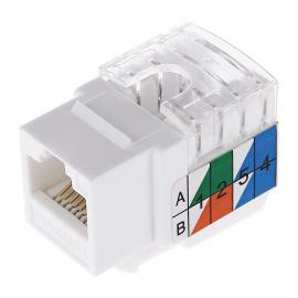 Vention VDD - B05 - W Category 5E Unshielded High-speed Ethernet Modul