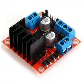 L298N Dual H Bridge DC Stepper Motor Drive Controller Board Module for