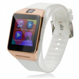 Atongm W008 GSM Bluetooth Smart Watches 1.54 Inch Touch Screen for Android IOS Pedometer Anti-lost Surpport T-Flash card White