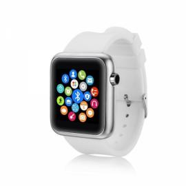 S68 Bluetooth Smart Watch for Android & iOS Phone White