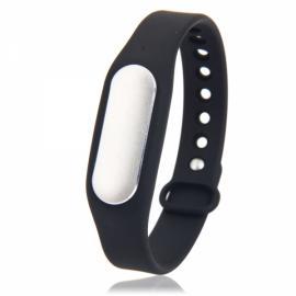 Sports Sleep Monitor Bluetooth Smart Wrist Band Bracelet for Samsung Xiaomi Android & iOS Phone Black