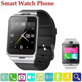 GV18 Aplus SIM Card NFC Camera Bluetooth Smart Watch Black