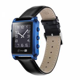 Smart Pal G1 Bluetooth Wristwatch Smart Watch with Remote Camera Pedometer GPS Blue