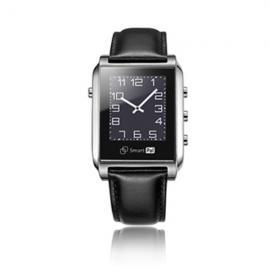 Smart Pal G1 Bluetooth Wristwatch Smart Watch with Remote Camera Pedometer GPS Silver