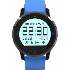 F68 Bluetooth 4.0 Heart Rate Monitor Smart Sport Wrist Watch for iPhone Android Phone Blue