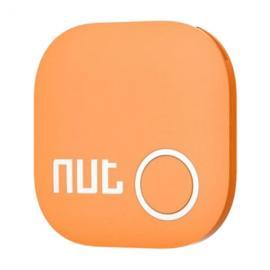 Nut 2 Bluetooth V4.0 Smart Chip Tracker Anti-lost Alarm Two-way Intelligent Patch Key Finder Orange