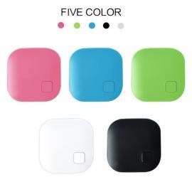 Smart Bluetooth V4.0 Item Finder Tracker GPS Locator Anti-lost Device White