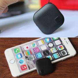 Smart Bluetooth V4.0 Item Finder Tracker GPS Locator Anti-lost Device Black