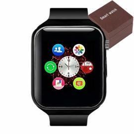 K9 MTK6572AX Android 4.4.2 Wi-Fi Bluetooth Smart Watch Black
