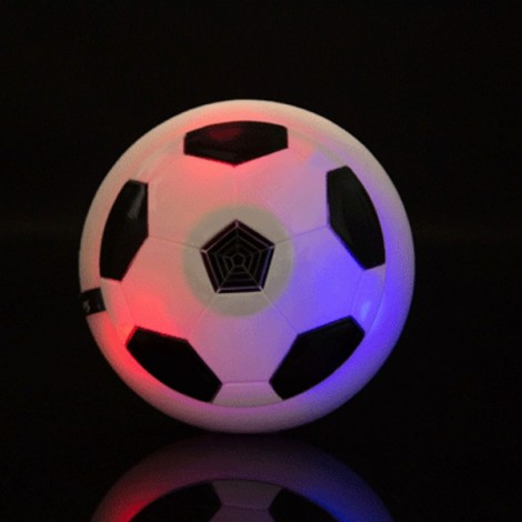 Ultrafire Electric Floating Football Air Cushion Soccer Indoor Sports Toy Colorful Lighting Electric Ball