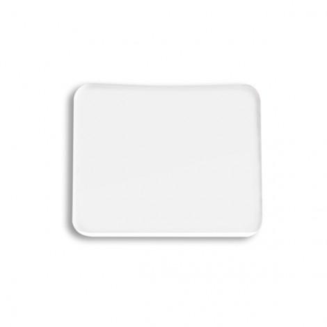Sticky Gel Cell Pad Anti Slip Phone Pads Kitchen Bathroom House Car Holder- Transparent Square