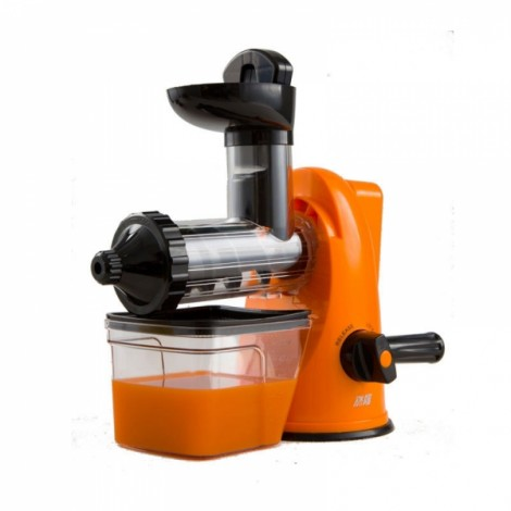Household Hand Operated Manual Juice Extractor Fruit Juicer Maker Orange
