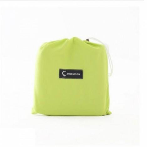 Portable Outdoor Camping Single Sleeping Bag Liner Blanket Green