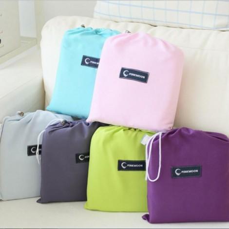 Portable Outdoor Camping Single Sleeping Bag Liner Blanket Sliver