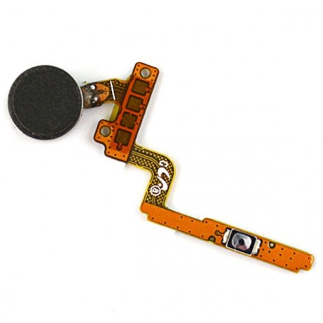 Repalcement Part Vibrator Motor Flex Power Button for Samsung Galaxy Note4 N910