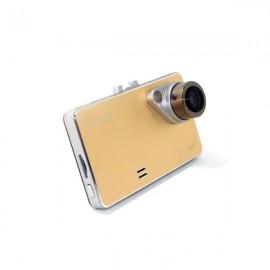 2.7 inch LCD Screen Night Vision 170-Degree 720P Car DVR Video Digital Camera Recorder Golden