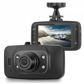 "GS8000L 2.7"" LCD 720P 120-Degree Wide Angle Night Vision Car DVR Recorder Dash Cam Black"
