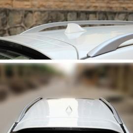 Car Antenna Shark Fin Antenna Radio FM Signal Aerials for Auto SUV VW Polo Ford Chevrolet Cruze Qashqai Peugeot Toyota Rav4 KIA Silver