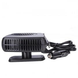 12V 2 in 1 Auto Car Dryer Heater Cooler Fan Demister Defroster with Cigar Lighter Plug