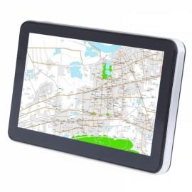704 Win CE 6.0 7 inch Car GPS Navigation Navigator AV Southeast Asia Map Black