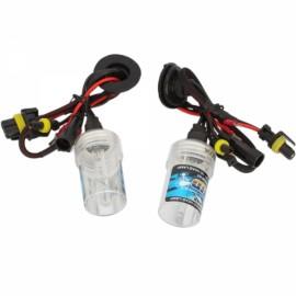 H3 35W 6000K HID Xenon Car Light Bulbs (Pair)