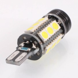 T15 15-SMD 1.5W Wear-resistant High Power LED Car Lamp with Optical Lens