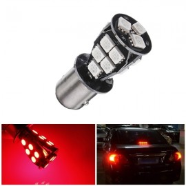 1157 BAY15D 18 SMD Red OBC P21/5W Car LED Light Bulb Red